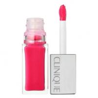 Lūpų dažai Clinique Liquid Lipstick + Basecoat Pop Lacquer (Lip Colour + Primer) 6 ml Lūpų dažai