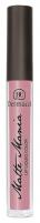 Lūpų dažai Dermacol Matte Mania 10 Lipstick 3,5ml Lūpų dažai