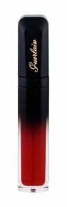 Lūpų dažai Guerlain Intense Liquid Matte M27 Addictive Burgundy Lipstick 7ml Lūpų dažai