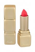 Lūpų dažai Guerlain KissKiss M348 Hot Coral Matte Lipstick 3,5g Lūpų dažai