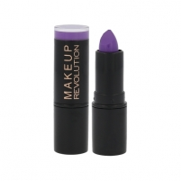 Lūpų dažai Makeup Revolution London Amazing Lipstick Cosmetic 3,8g Shade Scandalous Depraved