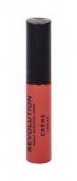 Lūpų dažai Makeup Revolution London Creme 107 RBF 3ml Lūpų dažai