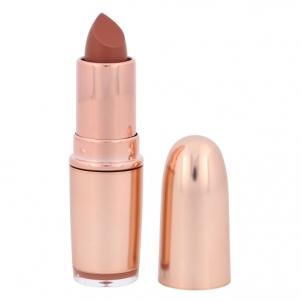 Lūpų dažai Makeup Revolution London Iconic Matte Nude Revolution Lipstick Cosmetic 3,2g Shade Inclination Lūpų dažai