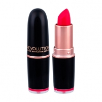 Lūpų dažai Makeup Revolution London Iconic Pro Lipstick Cosmetic 3,2g Shade Not In Love Lūpu krāsa