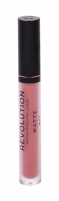 Lūpų dažai Makeup Revolution London Matte 112 Ballerina 3ml Lūpų dažai