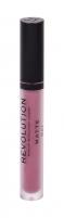 Lūpų dažai Makeup Revolution London Matte 117 Bouquet 3ml Lūpų dažai