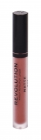 Lūpų dažai Makeup Revolution London Matte 124 Gone Rogue 3ml Lūpų dažai