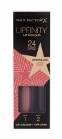 Lūpų dažai Max Factor Lipfinity 80 Starglow 24HRS 4,2g Lūpų dažai