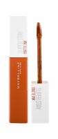 Lūpų dažai Maybelline Superstay 75 Fighter Matte Ink Lipstick 5ml Blizgesiai lūpoms