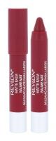 Lūpų dažai Revlon Colorburst 270 Fiery Matte Balm Lipstick 2,7g Lūpų dažai