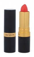 Lūpų dažai Revlon Super Lustrous 825 Lovers Coral Shine Lipstick 4,2g Lūpų dažai