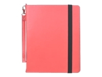 LUXA2 PA4 leather stand case pink Tablet pc accessories