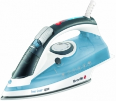 Lygintuvas Breville Power Steam VIN253X, 2400 W Ironing equipment