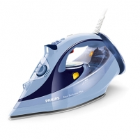Lygintuvas Philips Azur Performer GC4526/20 Blue, 2600 W, Steam iron, Continuous steam 50 g/min, Steam boost performance 210 g/min, Auto power off, Anti-drip function, Anti-scale system, Water tank capacity 300 ml