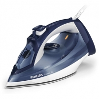 Lygintuvas Philips Steam iron GC2994/20 Grey, 2400 W, Steam iron, Continuous steam 40 g/min, Steam boost performance 150 g/min, Auto power off, Anti-drip function, Anti-scale system, Vertical steam function, Water tank capacity 320 ml Lyginimo technika