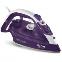 Lygintuvas TEFAL EasyGliss FV3970E0 Purple, 2400 W, With cord, Continuous steam 40 g/min, Steam boost performance 150 g/min, Water tank capacity 270 ml