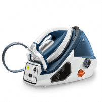 Lygintuvas TEFAL Steam Generator GV7830E0 White/ blue, 2400 W, 1.6 L, Auto power off, Vertical steam function, Calc-clean function
