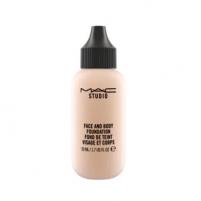 MAC Liquid Moisturizing Makeup Studio (Face And Body Foundation) 50 ml Makiažo pagrindas veidui