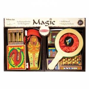 Magijos pradžiamokslis Melissa & Doug Deluxe Magic Set