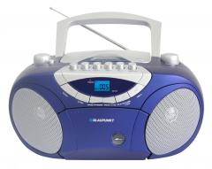 Magnetola Blaupunkt BB15BL CD/MP3/USB/AUX/Cassete Magnetolos