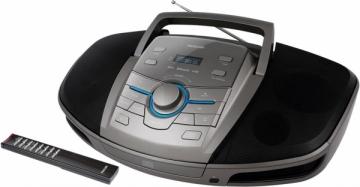 Magnetola Boombox CD/MP3/USB/BT/AUX SENCOR SPT 5280 Magnetolos