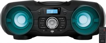 Magnetola Boombox CD/MP3/USB/BT/AUX SENCOR SPT 5800 Magnetolos