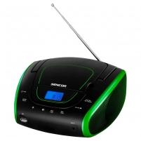 Magnetola Boombox CD/MP3/USB SENCOR SPT 1600 BGN Magnetolos