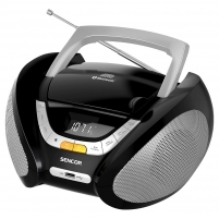 Magnetola Boombox CD/MP3/USB SENCOR SPT 2320 Magnetolos