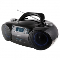 Magnetola Boombox CD/MP3/USB SENCOR SPT 4700 Magnetolos