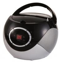 Magnetola CD player Adler AD 1125 | black Magnetolos