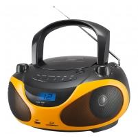 Magnetola Megnetola Sencor SPT 228 BO, CD, MP3, USB Magnetolos