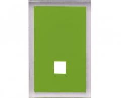 Maine dekoratyvinė apdaila 2vnt, žalia