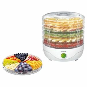 Maisto džiovintuvas Food dehydrator SENCOR - SFD 750WH Maisto/ vaisių džiovintuvai