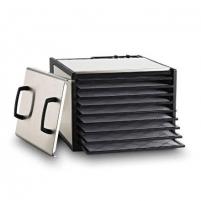 Maisto džiovyklė Excalibur Food dehydrator D902SF Stainless steel, 600 W, Number of trays 9, Temperature control, Integrated timer Maisto/ vaisių džiovintuvai