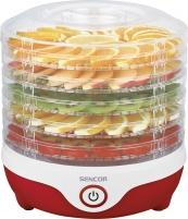 Maisto džiovyklė Food dehydrator Sencor SFD 742RD Maisto/ vaisių džiovintuvai