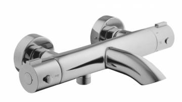 Maišytuvas Optima, Valeta, voniai, termostatinis Dušas krāni