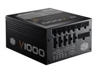 CM Vanguard 1000W A/EU Cable 80 Plus Gol