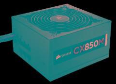CORSAIR Builder Series CX 850M Watt Modu