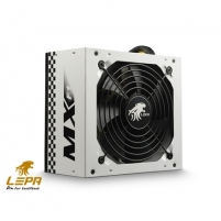 Lepa MX-F1 series,  500W,  120mm FAN, High efficiency >83%, Active PFC PSU, retail packing