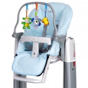 Maitinimo kėdutė Kit Tatamia - Azzurro IKAC0009-IN31 Barošanas krēsli