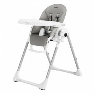 Maitinimo kėdutė P.Pappa Zero-3 Ice Vaikiški baldai, maitinimo kėdutės