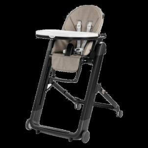 Maitinimo kėdutė Siesta Ginger Grey Barošanas krēsli
