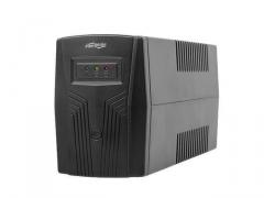 Maitinimo šaltinis UPS Energenie by Gembird 650 VA Basic 650 UPS, AVR, Shuko, juodas