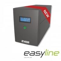Maitinimo šaltinis UPS Ever Easyline 1200AVR USB