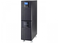 Maitinimo šaltinis UPS On-Line Power Walker 10000VA terminal OUT, USB/RS-232, LCD, Tower CT