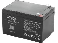 Maitinimo šaltinis XTREME UPS baterijos 12V 12Ah