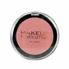 Makeup Revolution London Blush Cosmetic 3,4g Sugar Skaistalai veidui