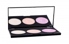 Makeup Revolution London Highlight Powder Palette Cosmetic 15g Pudra veidui