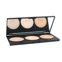 Makeup Revolution London Highlight Radiance Palette Cosmetic 15g Maskuojamosios priemonės veidui