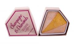 Makeup Revolution London I Heart Makeup Champagne & Diamonds Triple Baked Highlighter Brightener 10g Румяна для лица